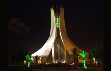 Album Photo Monument tourisme et Voyages Algérie. Bienvenue